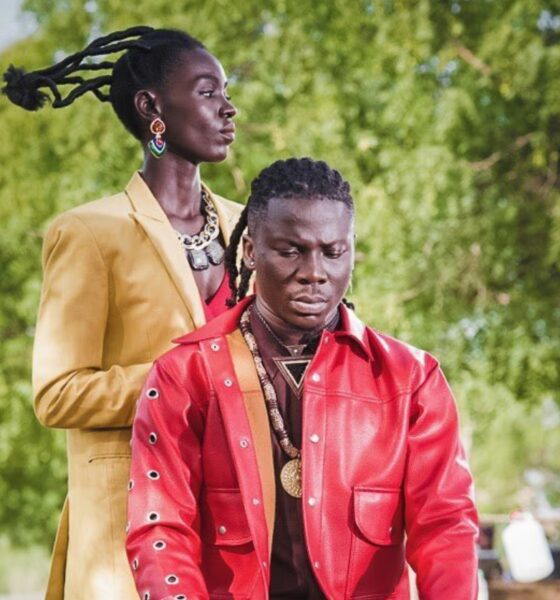 Stonebwoy Le Gba Gbe Music Video