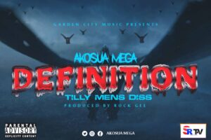 Akosua Mega - Definition (Tilly Mens Diss)