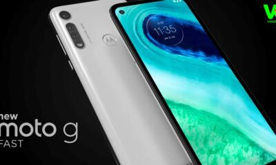Moto G8 Fast Accidentally Leaked Online by Motorola