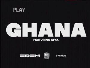 Edem - In Ghana ft. Efya