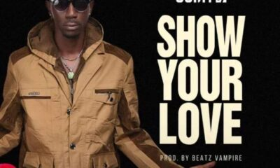 Joint 77 - Show Your Love (Prod by Beatz Vampire)