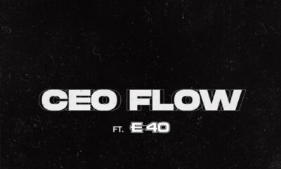 Sarkodie - CEO Flow ft. E-40