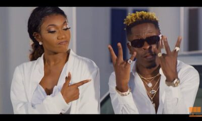 Shatta Wale is my godfather - Wendy Shay