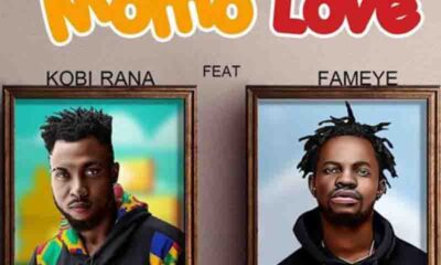 Kobi Rana - Momo Love ft. Fameye