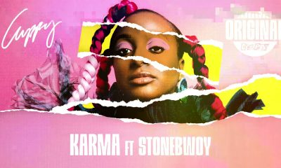 DJ Cuppy - Karma ft. Stonebwoy