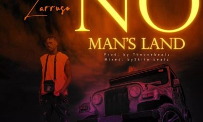 Larruso - No Man's Land (Prod by TheOneBeatz)