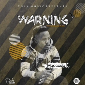 Maccasio - Warning