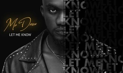 Mr. Drew - Let Me Know (Prod by MOG)