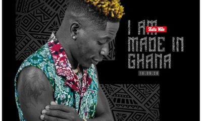 Shatta Wale - I Am Made In Ghana (Prod by Paq)
