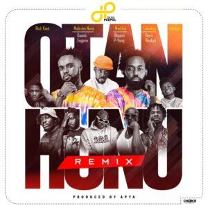 Dead Peepol & Rich Kent - Otan Hunu (Remix) ft. Medikal, Fameye, Kuami Eugene, Bosom P-Yung and More